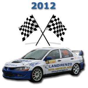 Etape competiționale 2012